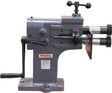 Kaka Industrial 8-In Heavy-Duty Bead Bender, Sheet Metal Rotary Forming Machine