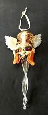 Boyd's Aurelia Harvest Angel Ornament Charming Angels Collection 6.5 in