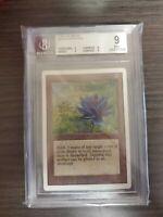 Magic: The Gathering Unlimited Black Lotus QUAD 9 [Mint  BGS Graded MTG] Power