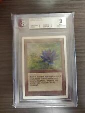 Magic: The Gathering Unlimited Black Lotus QUAD 9 [Mint  BGS Graded MTG] Power
