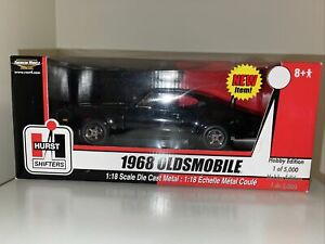 Ertl American Muscle 1968 Oldsmobile Hurst Shifters Hobby Edition 1 of 5k 36989