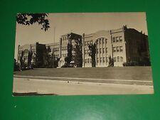 ZU421 Vintage RPPC Greely High School Colorado
