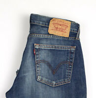 Levi's Strauss & Co Hommes 529 Extensible Jambe Droite Jean Taille W32 L34