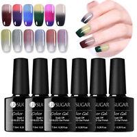 UR SUGAR Nagel Gellack Thermolack Nail Art UV Gel Polish Soak off Color Changing