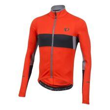 Pearl Izumi Elite Escape Thermal Long Sleeve Cycling Jersey Orange.com XL