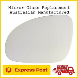 Volkswagen Golf MK5 2004-2008 Left Passengers Side Mirror Glass Replacement