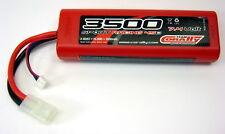 Team Corally Racing 45C 3500 Mah 7,4V 2S Li-Po Battery Hard Case Tamiya C 48267