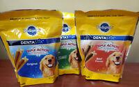 Pedigree DentaStix Dog Treats, Variety Pack (2.76 lbs., 51 ct)**FREE SHIPPING**