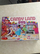 CANDY LAND DVD Game Milton Bradley 2005 - Great Condition - COMPLETE EUC