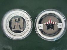 National Security Agency Challenge Coin from NSA HQ in Maryland