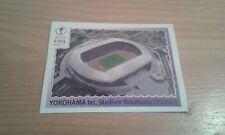 N°15 INT. STADIUM YOKOHAMA # YOKOHAMA PANINI 2002 FIFA WORLD CUP KOREA JAPAN