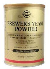 Brewers Yeast Solgar 14 oz Powder