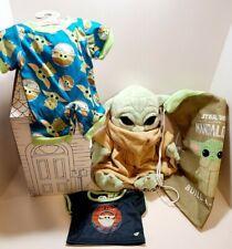 Build-A-Bear Workshop Child Baby Yoda Stuffed Plush Toy