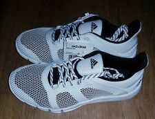 Brand new authentic Adidas Adipure Flex Trainers White/black,sz5.5/38.5