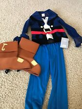 EUC Jake e Neverland Costume Da Pirata Capitano Jake 5/6