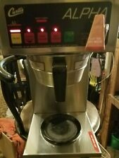 CURTIS COFFEE BREWER 1 LOWER & 2 UPPER WARMERS ALP3DS12A000 TESTED & WORKING