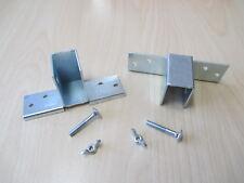 HETTICH Bettsockelverbinder Kompakt S 23 25178 - Bettbeschlag - Bettverbinder