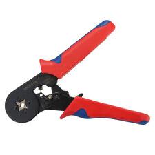 Self Adjusting Ferrules Crimper Crimping Plier Wire Terminal End Sleeves Tool