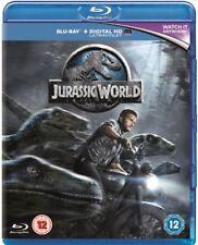 Jurassic Park 4 - Jurassic World Blu-Ray NEW BLU-RAY (8304499)