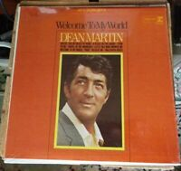 Dean Martin Welcome To My World LP RS6250 Repress Stereo Reprise Records