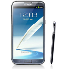 5.5'' Samsung Galaxy Note II N7100 8MP Unlocked Android Smartphone - 16GB - Gray