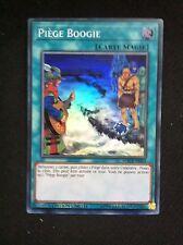 YUGIOH lot de 2 Piège Boogie (Trap)  MACR-FRSE4 -VF/Super Rare-
