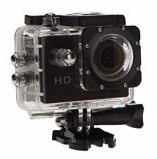 TTsims Sports Cam 2 -  720p 5MP Outdoor Camcorder Video camewith Waterproof Case