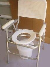 Winco Field Commode Portable Toilet Model 120