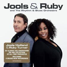 Jools Holland And Ruby Turner - Jools And Ruby (NEW CD)