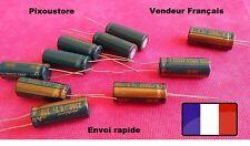 Lot de 10 Condensateurs 3300µF 6,3V Nichicon de 5.08mm