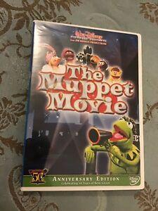 Walt Disney The Muppet Movie Region 1 Dvd