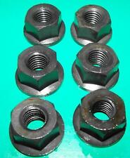 """Pack of 6 Flange Nuts fit 5/16"""" UNC stud Collar Nut"""