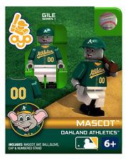 Stomper OYO Oakland A's Athletics MASCOT MLB Baseball Figure NEW G1