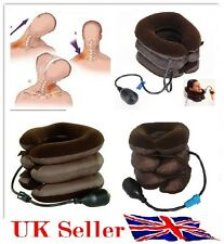 HIGH QUALITY AIR PNEUMATIC NECK SUPPORT . NECK TRACTION SUPPORT