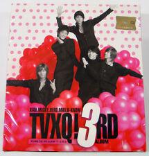DBSK TVXQ - 'O' 正.反.合 Ver-C (3rd Album) CD+Drama Movie Vacation DVD K-POP KPOP