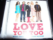 I Love You Too Australian Soundtrack CD Pwderfinger You Am I Sneaky Sound System