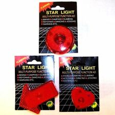 12 Flashing Sign Clip On'S emergency alarm light sports
