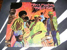 Brilliant Still Sealed Copy of THE LAST POETS This Is MADNESS LP Douglas 7  1971