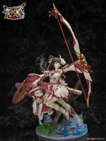 MONSTER HUNTER XX Mitsune Series Female Gunner 1/7 Scale PVC Painted Completed F