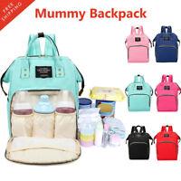 Maman maternité langer Nappy sac voyage sac à dos bébé optant soins à main