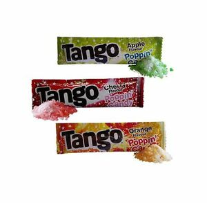 Tango Popping Candy - Party Bag Filler 3,6,9,12,15,20,30