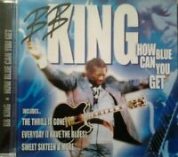 B.B. King - How Blue Can You Get (CD) (1994)