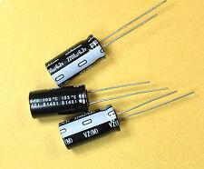10pcs Nichicon VZ 2200uF 6.3v 105C Radial Electrolytic Capacitor Motherboard