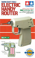 Tamiya Craft Tools Electric Handy Router 74042