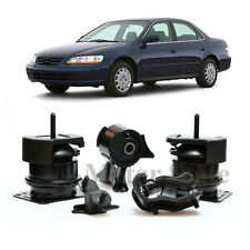 Front Rear Right Engine Motor AT Trans Mount Kit For 98-02 Honda Accord 3.0
