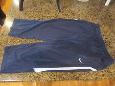 Nike Athletic Dept Women's Track Pants capris Joggers elastic tie string waist