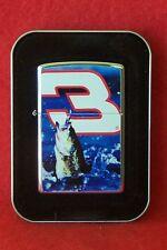 Zippo Lighter  NASCAR #3 FISH JUMPING