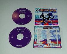2CDs  The World of Disco Fox  32.Tracks  1998  03/16