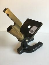 Vintage Bausch and Lomb microscope brass base - 62381