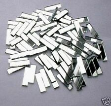 50 Mosaic Mirror Border Tiles 25mm X 6mm Art & Craft